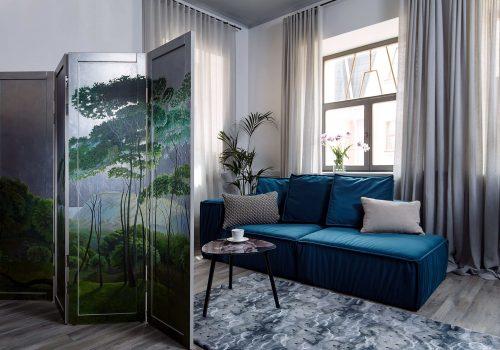 Художественная роспись мебели Decor Solutions